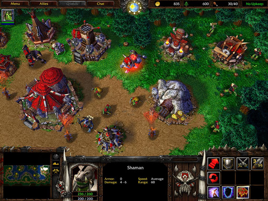 Warcraft III + Expancion [Full][Español]